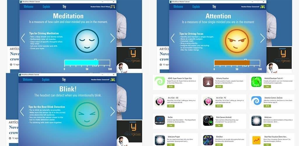 mindwave sensor