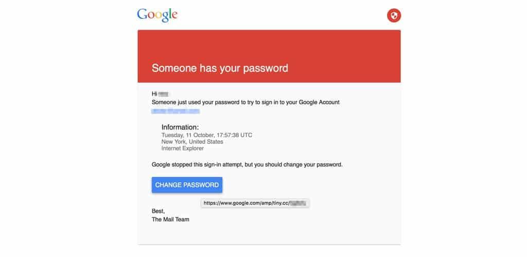 #MundoHacker: El AMP de Google como gancho para campañas de phishing