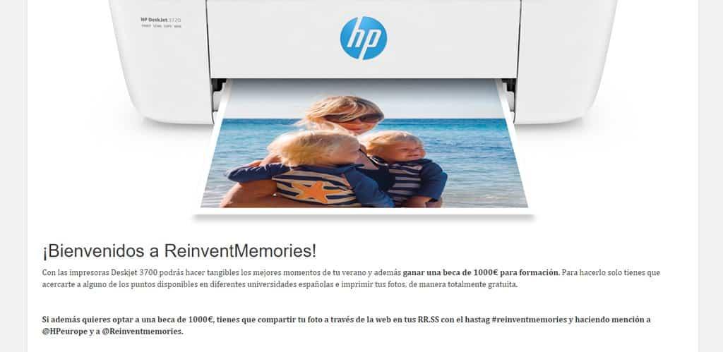 Reinvent Memories