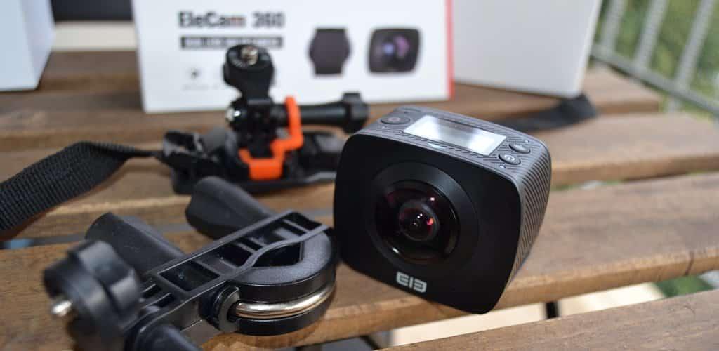 #EnProfundidad: Grabación de vídeo y foto en 360º con Elephone Elecam