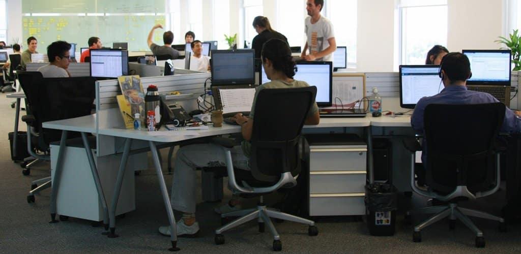 El papel de la arquitectura en la creación de espacios de trabajo creativos
