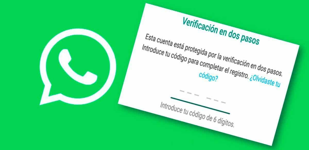 whatsapp 2FA
