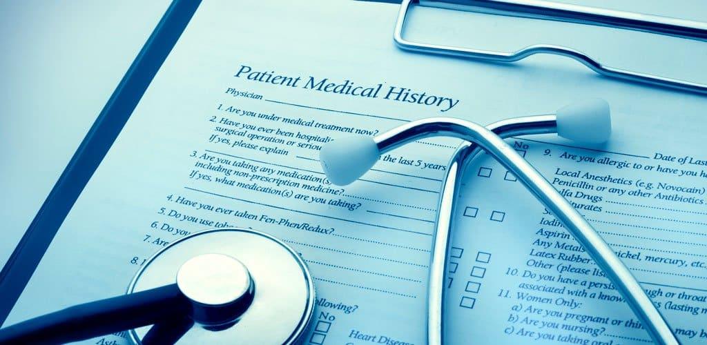 La cadena de bloques como resguardo del historial de los pacientes