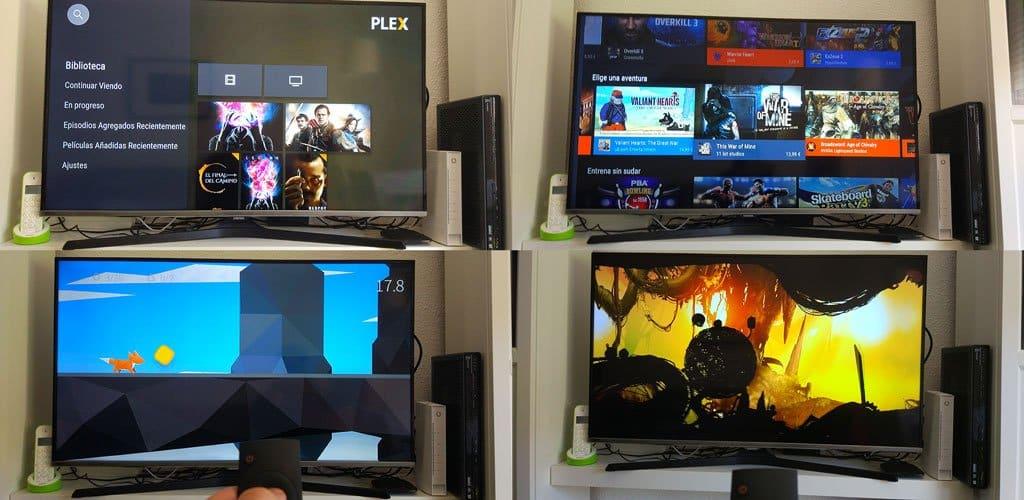 Xiaomi Mi TV Box uso