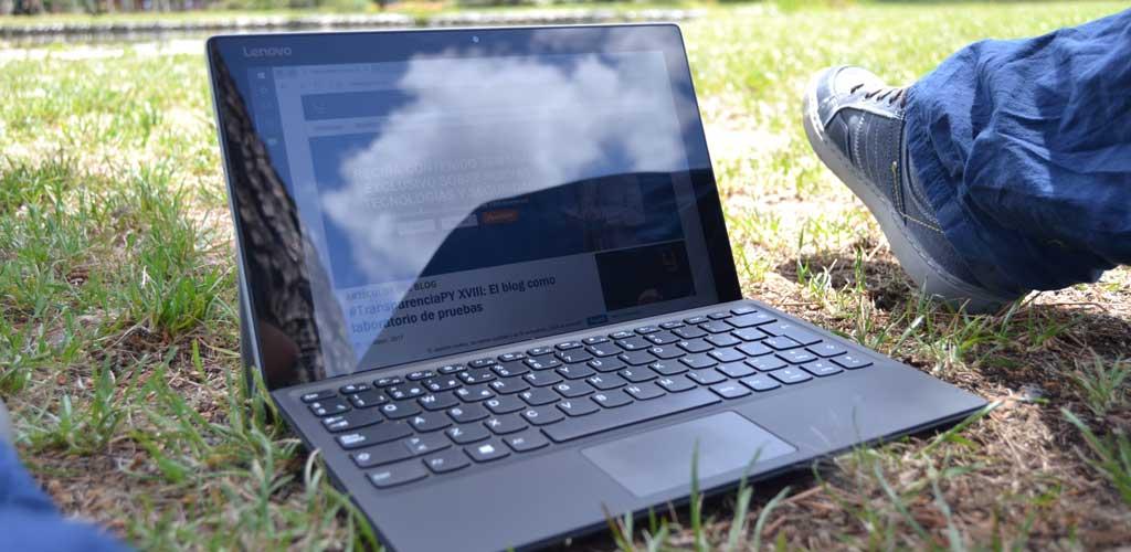 #EnProfundidad: Experiencia Windows 10 en convertible de teclado extraíble