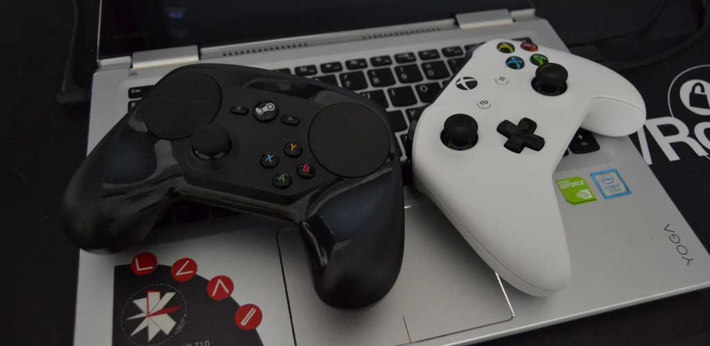 Steam Controller comparativa