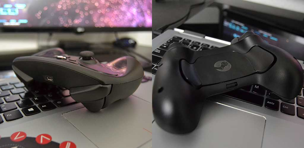 Steam Controller detalles