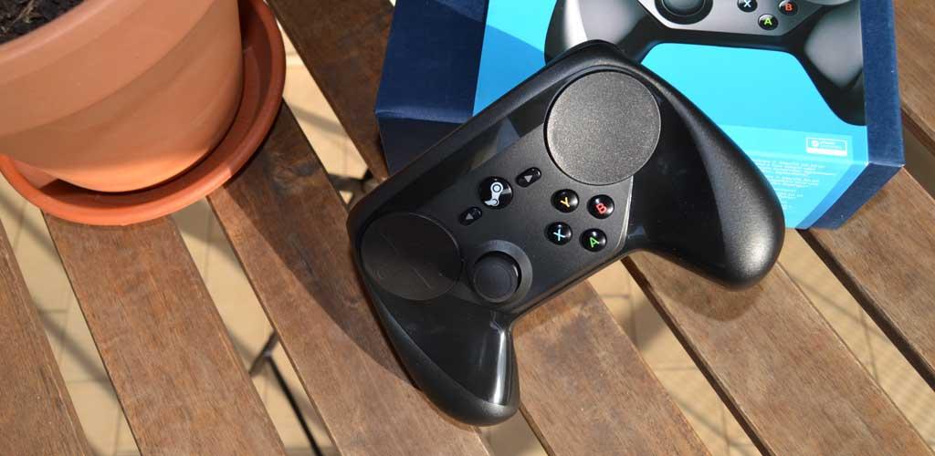 #EnProfundidad: Steam Controller, el mando como interfaz de usuario