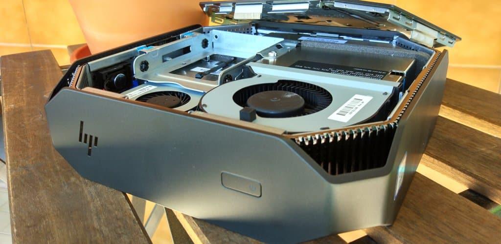 HP Workstation Z2 detalles