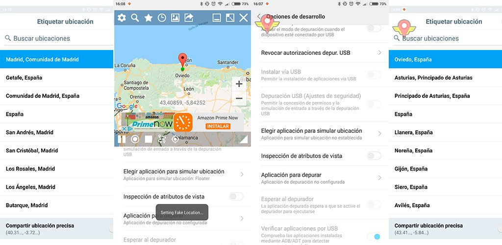 fake gps android