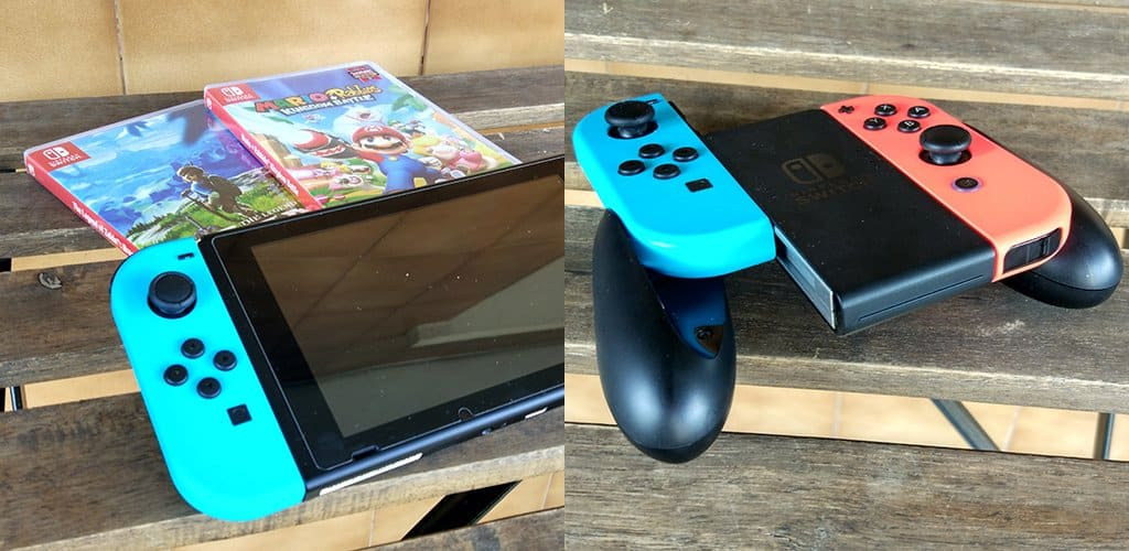 Nintendo Switch detalles