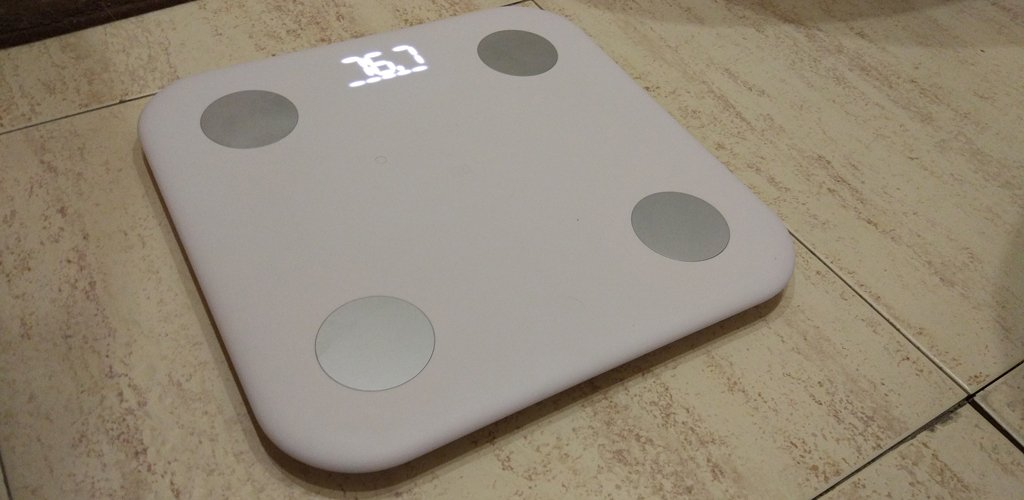 Xiaomi mi scale 2 detalle