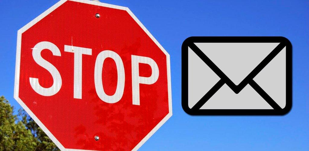 Cómo mantener a raya el spam en nuestro correo