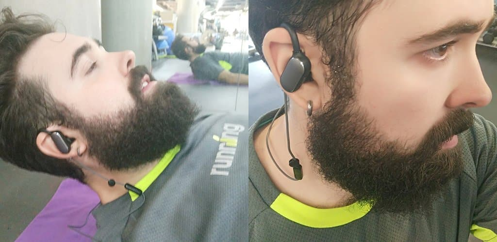 xiaomi mi sport earphone gym