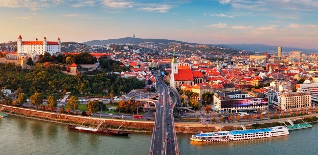 Viaje a Bratislava con los chicos de ESET y Campaña Solidaria