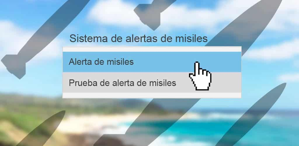 lanzar misiles