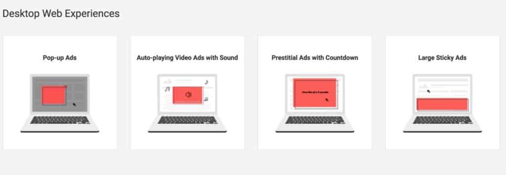 bloqueo publicidad google