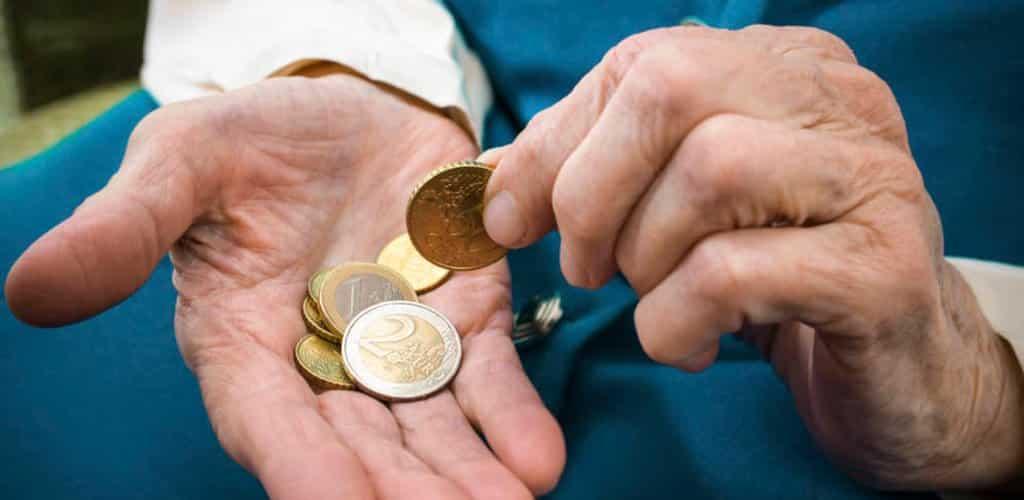pensiones espana