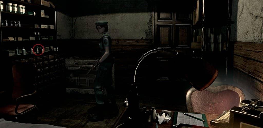 Resident Evil graficos