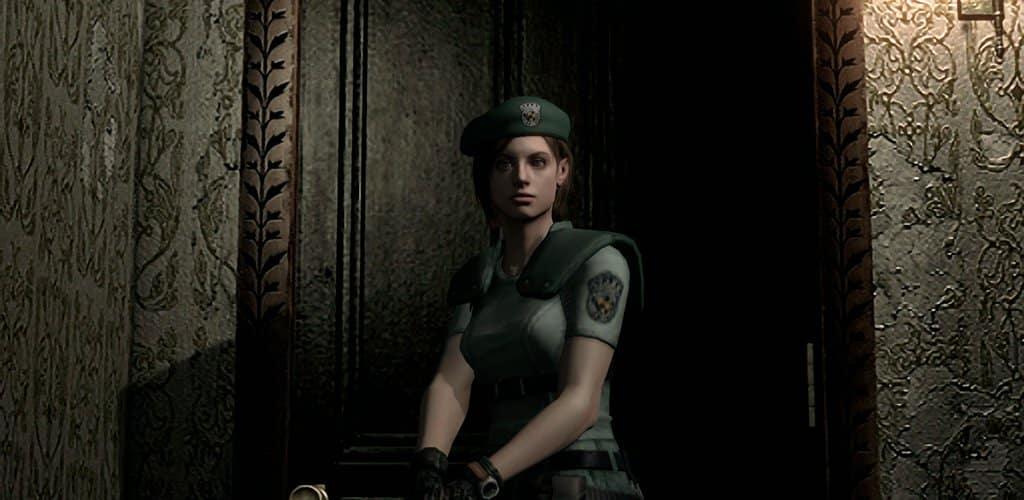 Resident Evil planos