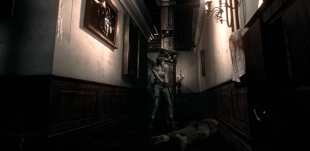 Resident Evil triggers