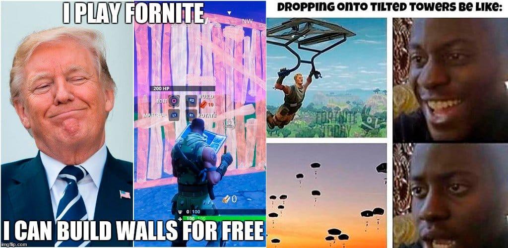 memes fornite
