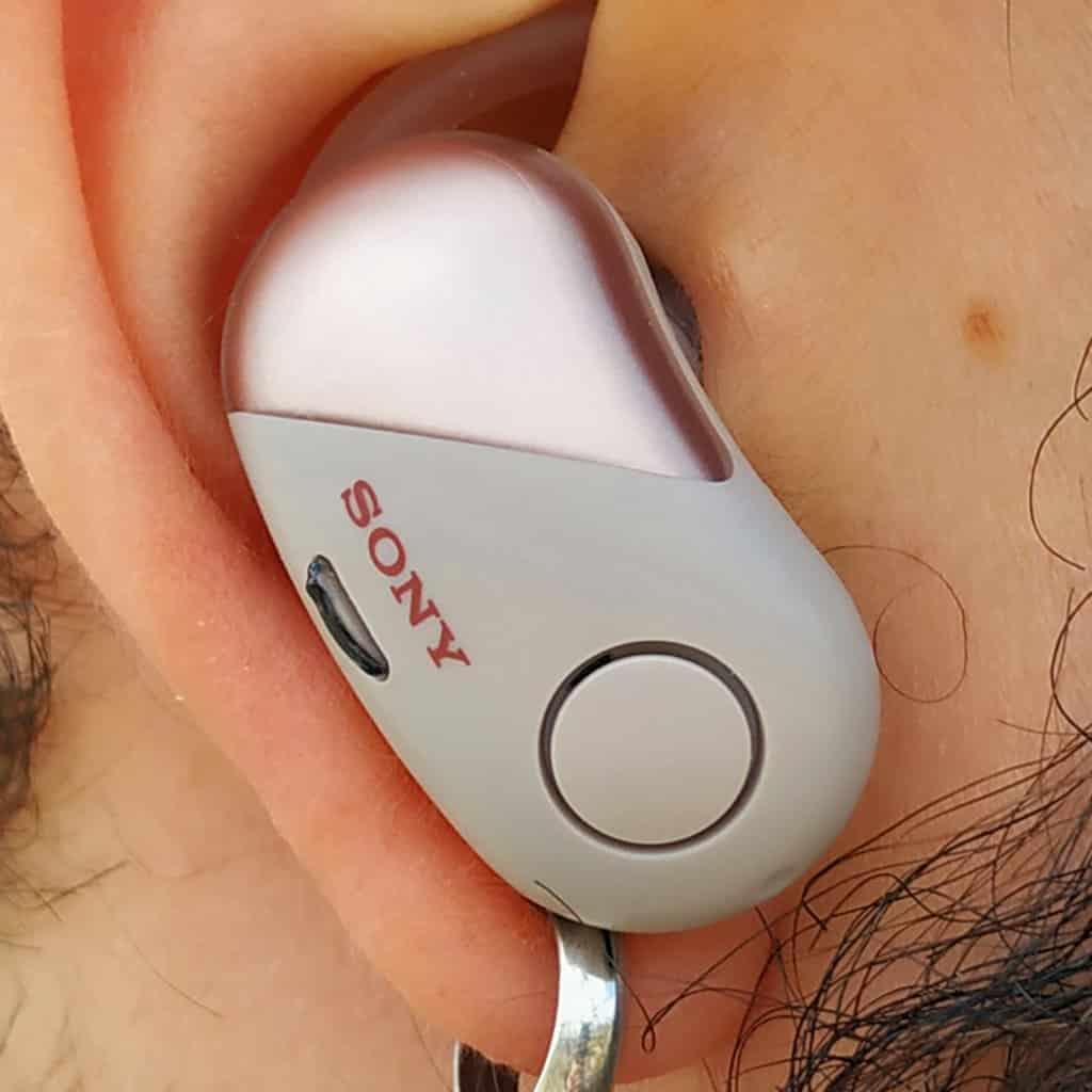 detalle auricular