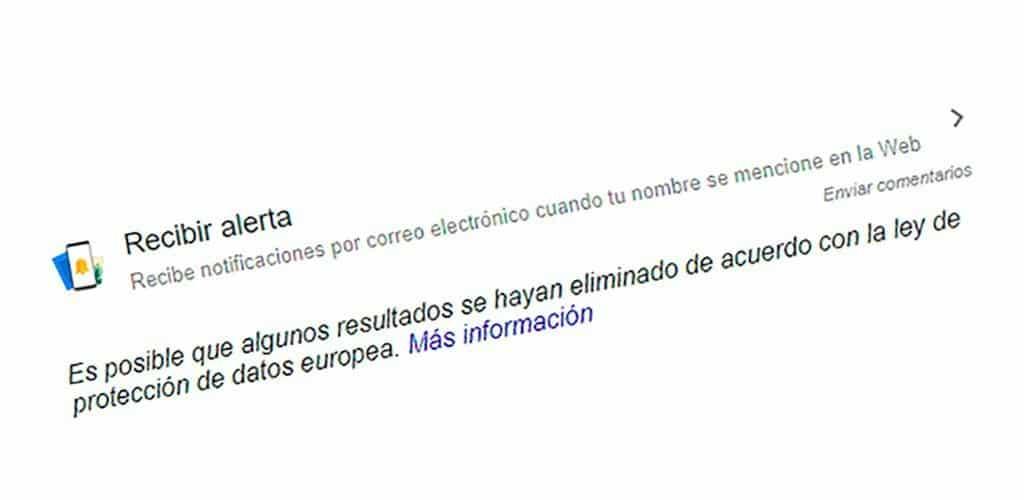 contenido desindexado google