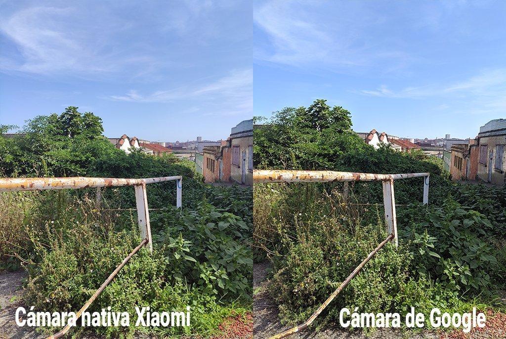comparativa trasera paisaje