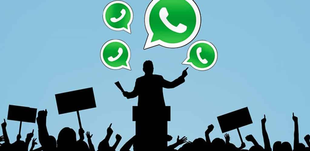 politica whatsapp