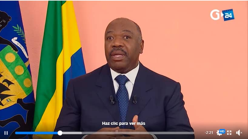 Ali bongo video