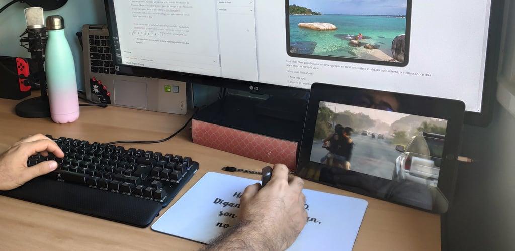 iPad segunda pantalla