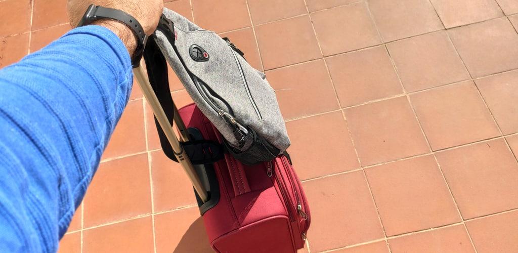 ¿Cómo preparo mi maleta de viaje según los días que esté fuera?