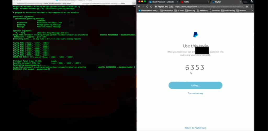 [#MundoHacker] Cómo te pueden robar una cuenta de WhatsApp, Twitter, PayPal o cualquier otro servicio