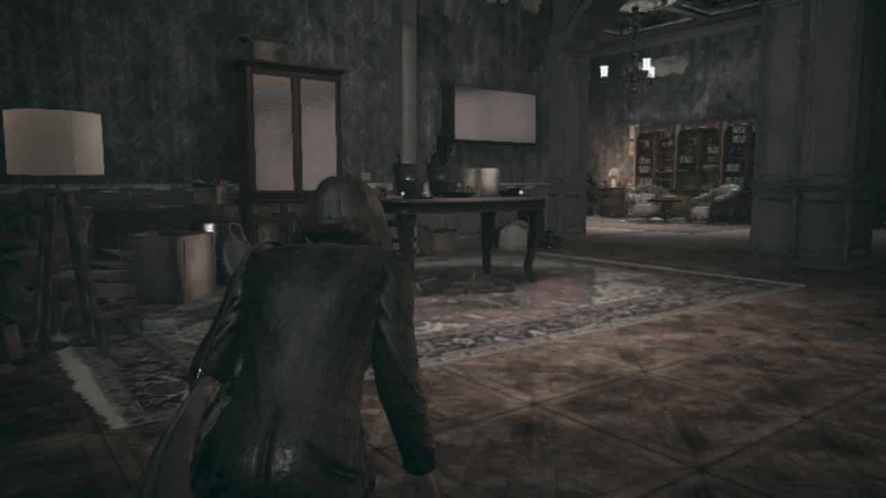 remothered switch mecanicas