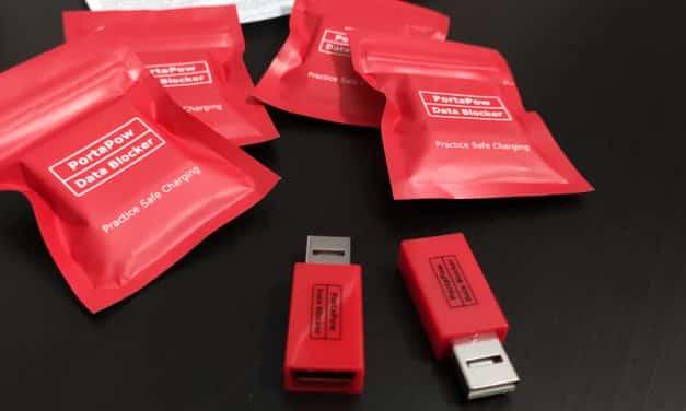 Condón USB: Cómo conectar de forma segura nuestros dispositivos