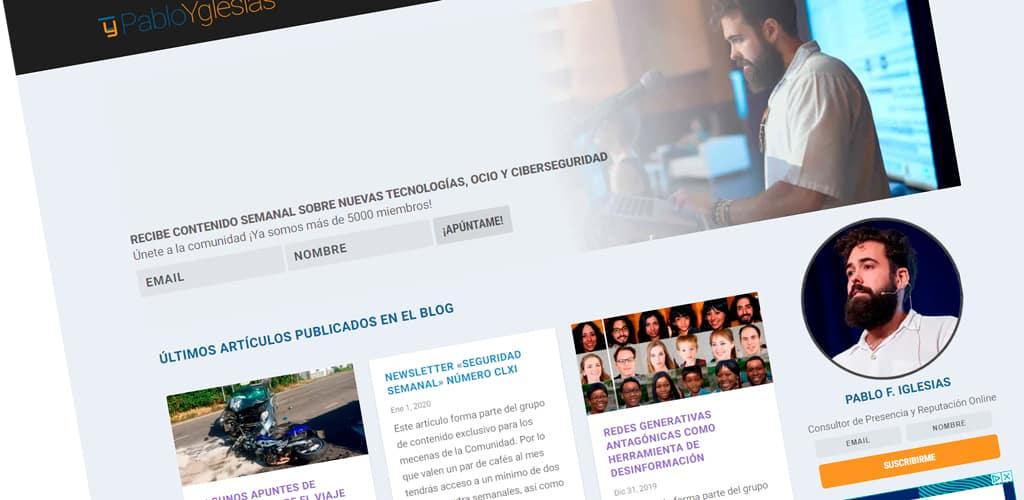 nueva web pabloyglesias