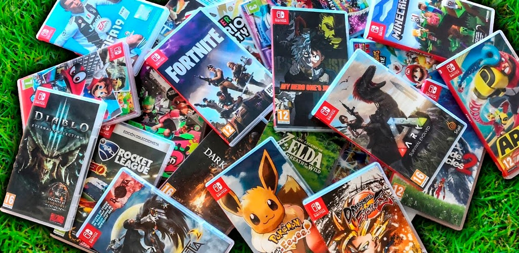 reserva juegos switch