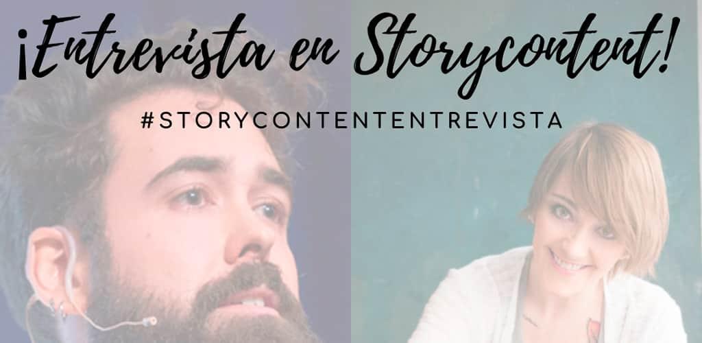entrevista storycontent