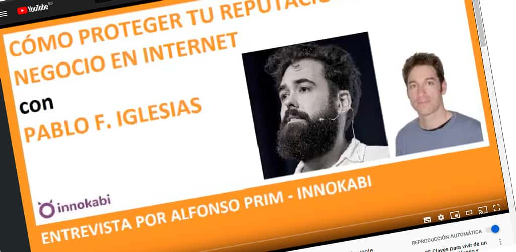innokabi entrevista reputacion
