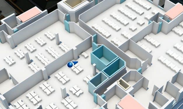 Virtualización y sistemas de posicionamiento en interiores