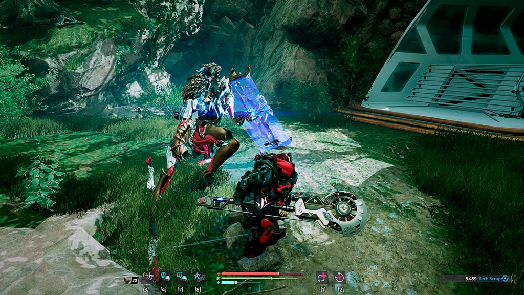 the surge 2 gameplay