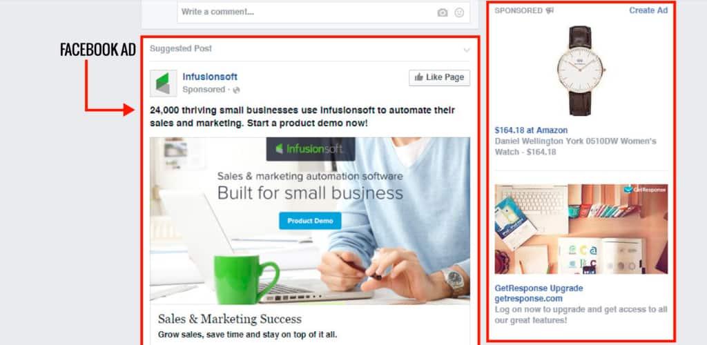 configurar facebook ads