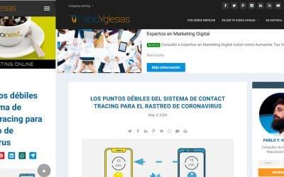 Informe de Mayo: Regalitos y cambios en el diseño y publicidad de la web