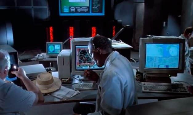 Desmitificando el hacking en el cine: Jurassic Park (1993)