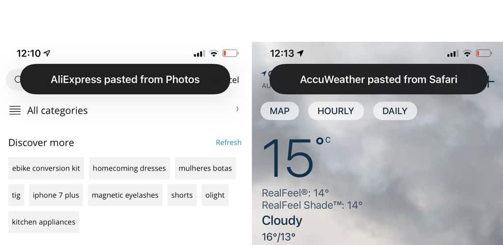 iOS14 espiar apps