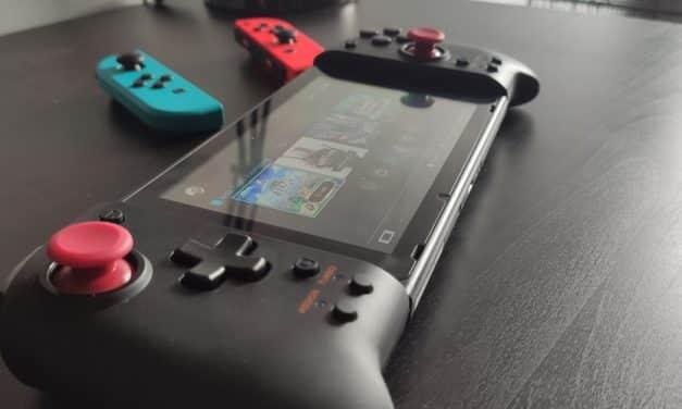 Review del Split Pad Pro para Nintendo Switch: El mejor mando para jugar en modo portátil