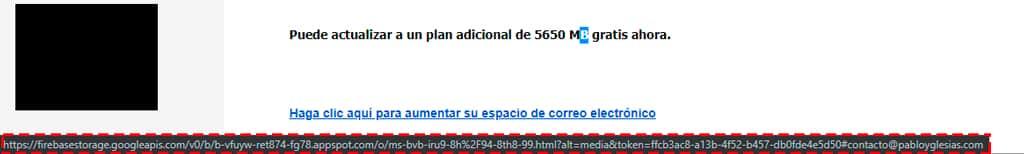 URL rara phishing