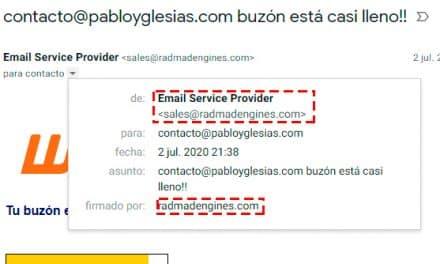 3 elementos que delatan a las campañas de phishing o fraude por email