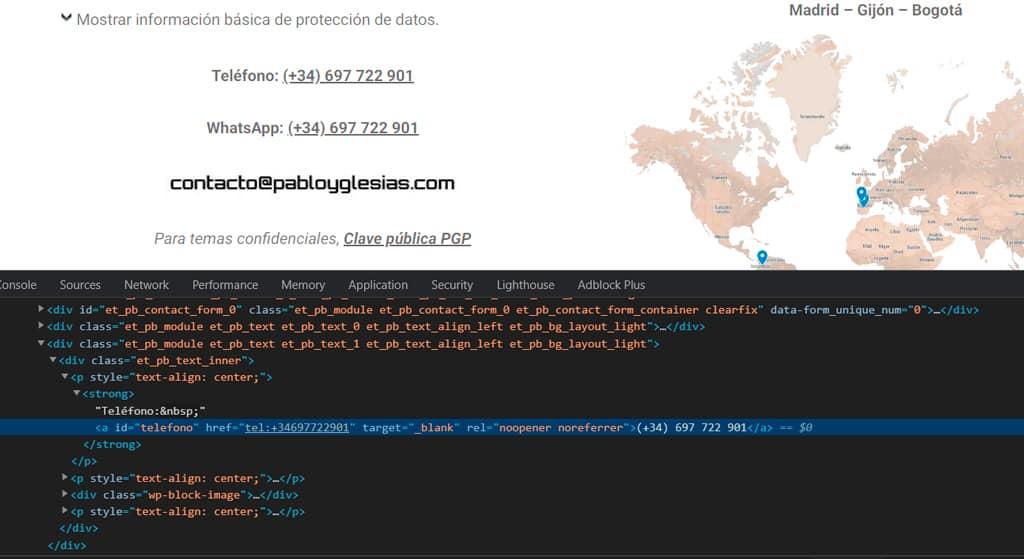 crear id wordpress